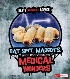 Bat spit_Maggots