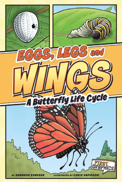 Eggs legs wings