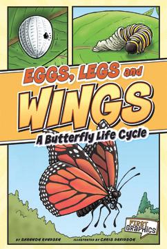 Eggs legs wings