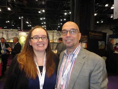 BEA Armchair Blogger Danielle Smith & Michael Dahl