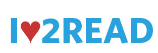 I love to read logo