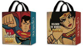 DC Super Hero Bag2