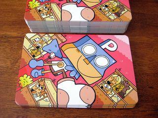 Mr Puzzle Postcards