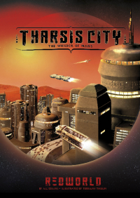Redworld cover 3_Tharsis City